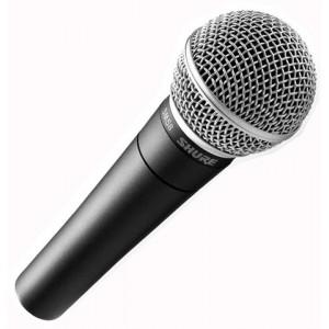 Microfone SM 58 Shure