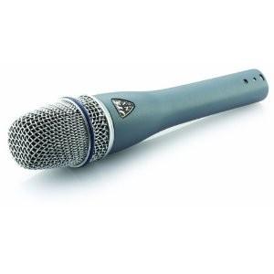 Microfone JTS nx 8.8