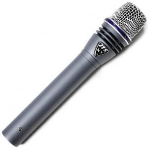 Microfone JTS nx9