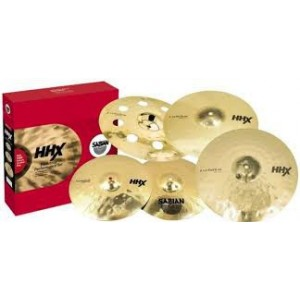 KIt pratos Sabian HHX