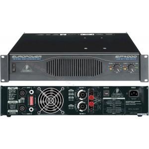 Amplificador Berhinger EP 4000
