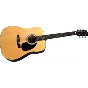 Guitarra Acústica Folk Fender Squier