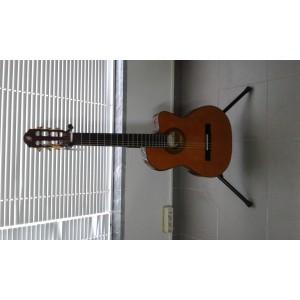 Guitarra Clássica Elétrificada Gomez